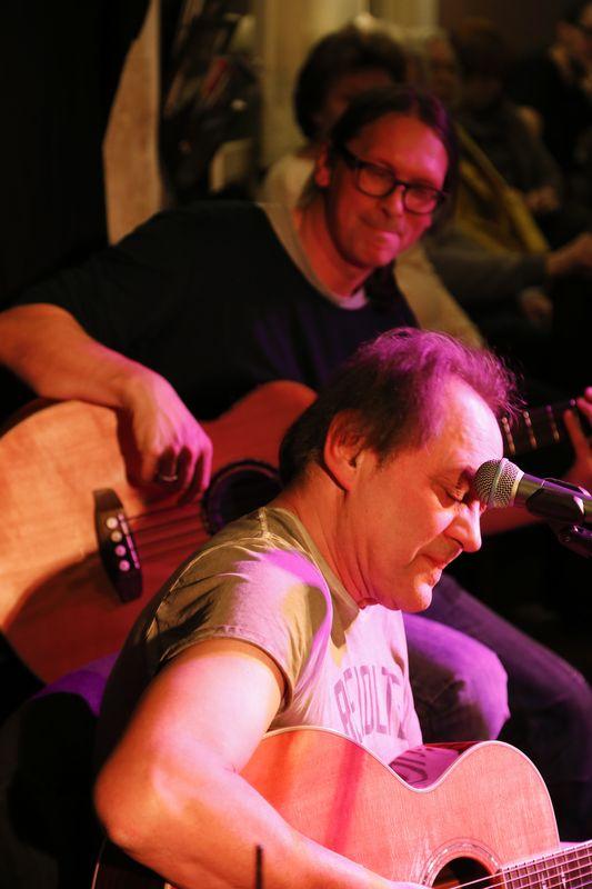 Werner Dannemann unplugged blues