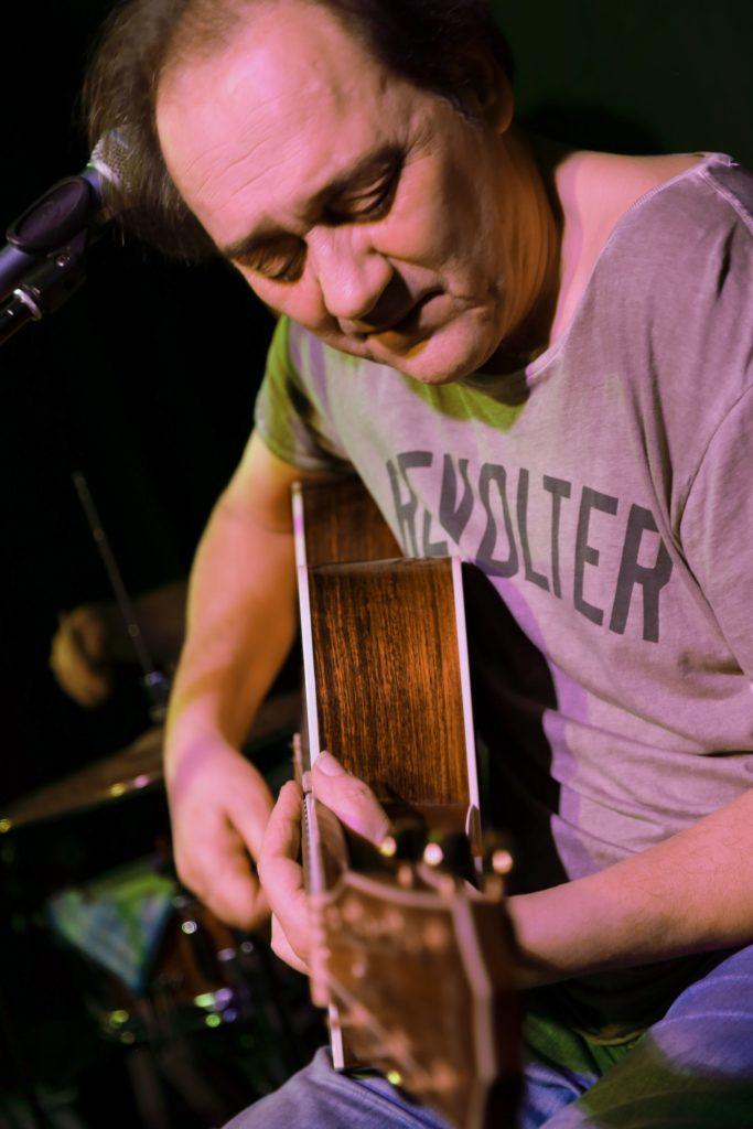Werner Dannemann unplugged