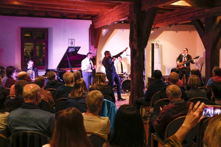 John Alexander Garner III Soul Steffen Knauss band live