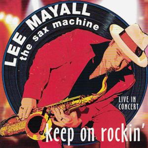 Lee Mayall