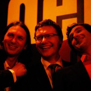 Martin Rosengarten Trio