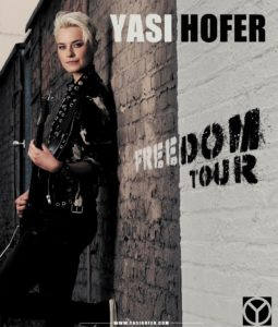 Yasi Hofer Trio – Freedom 2019 Tour