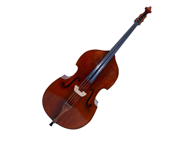 Upright Bass German 1920