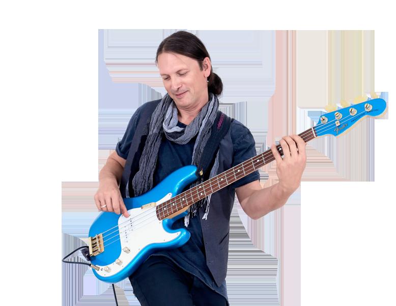 Steffen Knauss Bassist Pro