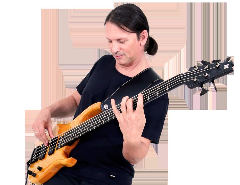 Steffen Knauss 5-String Fünf Saiter Modulus