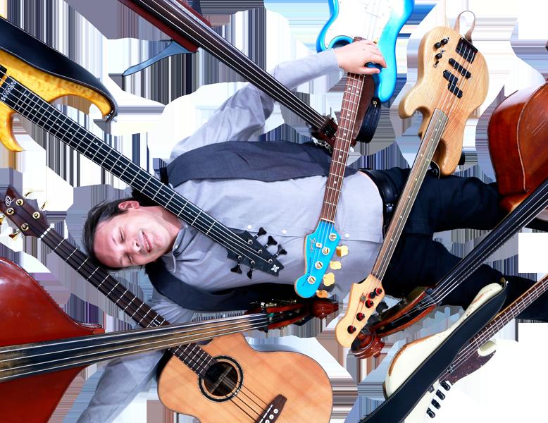 Steffen Knauss Bass Gear Equipment