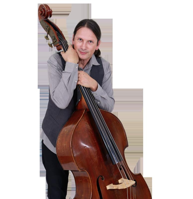 Steffen Knauss Profimusiker Kontrabass Jazz